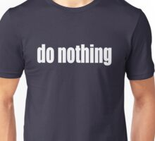 The Specials-Do nothing Unisex T-Shirt