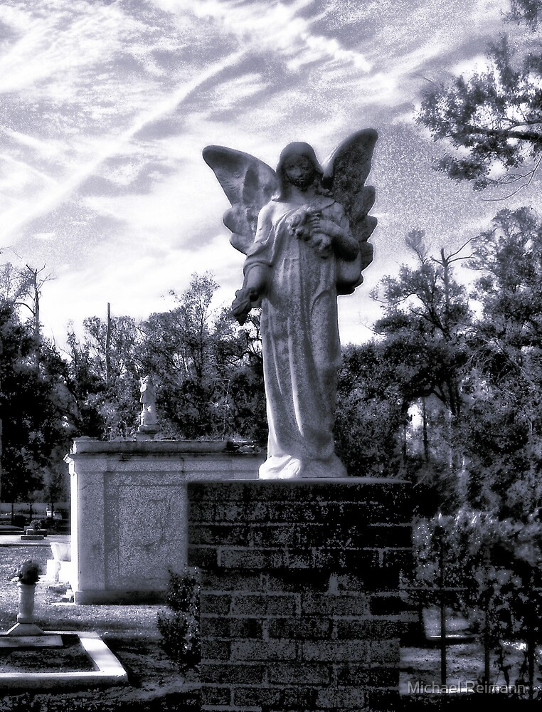 Angel Whispers by Michael Reimann