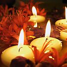 Candles by Kphotographer