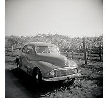 Vintage Photographic Print