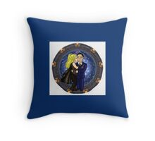 Ishta and General Throw Pillow