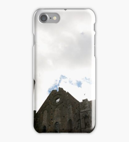 the historic rock of Cashel landmark iPhone Case/Skin