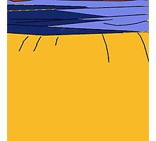 Goku pants Photographic Print