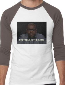 Pretzels is the same T-Shirt