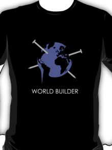 World Builder White T-Shirt
