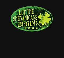 St. Patrick's Day Shenanigans Irish Pranking Unisex T-Shirt