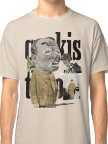 The Art Critic T-Shirt Classic T-Shirt