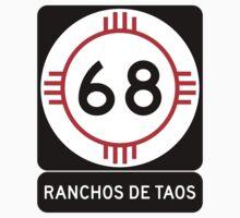 NM68 - Taos - Ranchos de Taos by IntWanderer