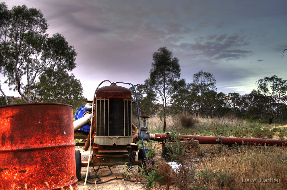 Semi Retired by Dave  Hartley
