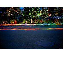 street color Photographic Print