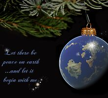 Peace On Earth by Maria Dryfhout