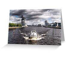 New Glasgow Greeting Card