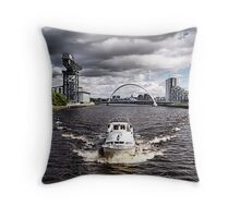 New Glasgow Throw Pillow