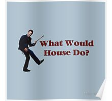 What Would House Do? Poster