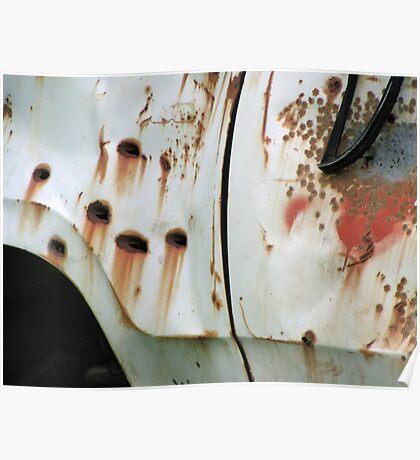 Shot Truck Poster