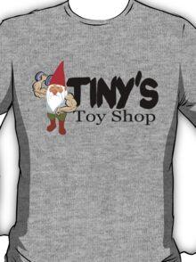 Tiny's Toy Shop Gnome Enforcer T-Shirt