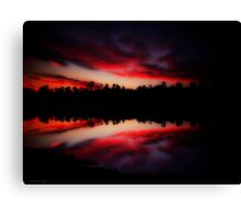 Once Upon A Time 2 Canvas Print
