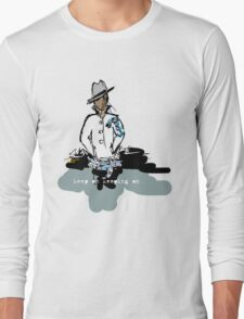 union square guy Long Sleeve T-Shirt