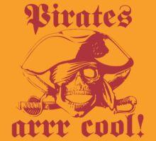Pirates arrr cool!