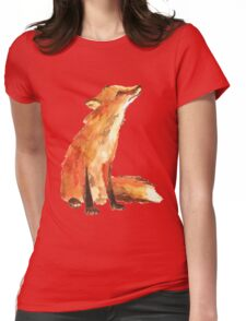 Fox Womens Fitted T-Shirt