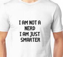 just smarter Unisex T-Shirt