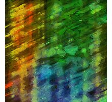 Colorful Abstract 10 Photographic Print
