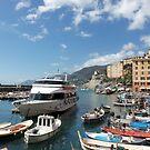 la mia bella ITALIA - CAMOGLI E IL SUO PORTICCIOLO-EUROPA-MONDO -  VETRINA RB EXPLORE APRILE 2013 -              by Guendalyn