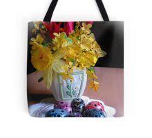 Happy Easter :) Tote Bag