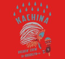 Kachina Breakin' Crew One Piece - Short Sleeve