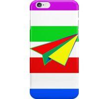 Paper Airplane 37 iPhone Case/Skin