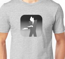 There's an app for that The Idiot Unisex T-Shirt