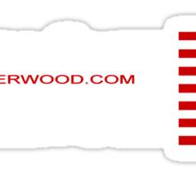 Underwood '16 Sticker