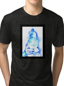 Figure in the Now Tri-blend T-Shirt