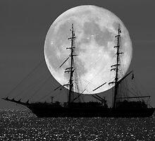 Moonlit Dreams by Kawka