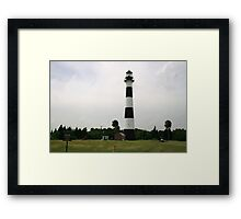 Cape Canaveral Lighthouse Framed Print