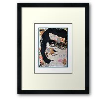 Buddy & the Crickets Framed Print