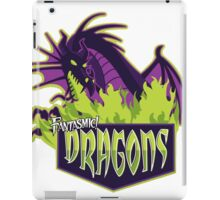 Fantasmic Dragons iPad Case/Skin