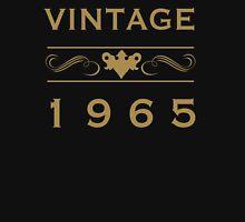 Vintage 1965 Birth Year Unisex T-Shirt