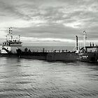 Thor-R, Workington Harbour by EvilTwin