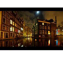 Nighttime Photographic Print