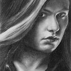 Xmen Rogue by Samantha Norbury