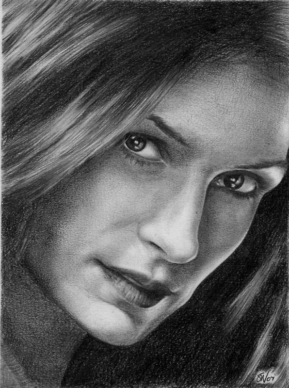 Xmen Jean Grey by Samantha Norbury