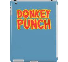 Donkey Punch! iPad Case/Skin