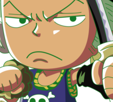 One Piece: Zoro Sticker