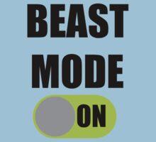 Beast Mode ON Kids Tee