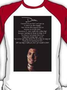 Letter to Dean T-Shirt