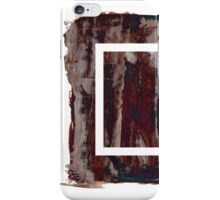 Extraction 0 - oil painting iPhone Case/Skin