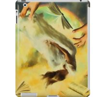 Falling To The Next Chapter iPad Case/Skin