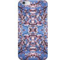 Intertwining Flowers iPhone Case/Skin