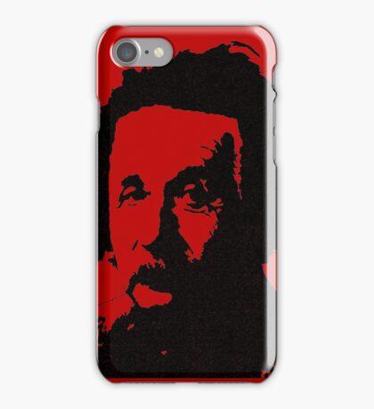Einstein is not Che iPhone Case/Skin
